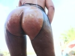 Big Wet Butts: B For Big Butt
