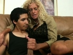 Farrah Interviews for a Houseboy