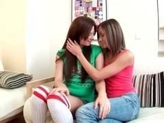 Lovely Lesbians 9