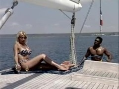 Blonde Fucked On Boat