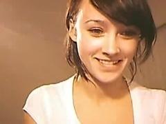 Sweetest blameless teenie on web camera