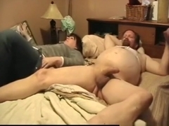 Redneck couple homemade sextape