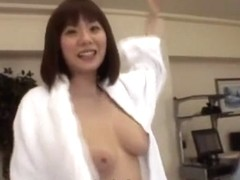 Best Japanese chick Yuma Asami in Incredible Handjobs, POV JAV scene