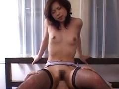 Amazing Japanese chick Mio Amano in Best Cunnilingus, Secretary JAV movie