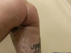 Incredible pornstar Harley Hex in Best Showers, Brunette sex scene