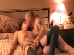 Taking turns fucking this slut with my best friend
