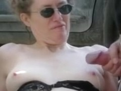 linda sharing cum with hubby