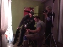 21Sextreme Video: Backstage of a cuckold domination