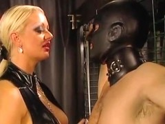 A great and a long BDSM movie for fetish lovers