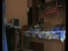 Romanian immature Couple Fucks at Home