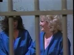 Kitty - 2 Grandmas Have Lez Sex In Jail