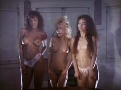 Brinke Stevens,Linnea Quigley,Michelle Bauer in Nightmare Sisters (1987)