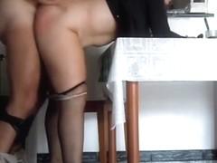 Sabrina punita  sculacciata e inculata