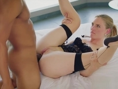 Wife cuckolds husband with BBC