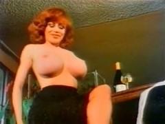 Barbara Alton, Christy Canyon, Carmel Nougat in classic xxx movie