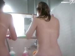 Hidden cam shower girls with great small titties on vid dvd 03149