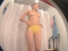 Amateur wants to buy a new yellow bikini