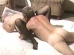 Nigela older wife on hidden camera