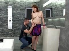 Incredible pornstar Marina Visconti in Crazy Blowjob, Cumshots xxx clip