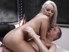 Elsa Jean - Student Bodies Hot Teen Sex