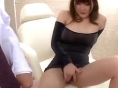 Incredible Japanese girl Momoka Nishina in Horny POV, Big Tits JAV clip