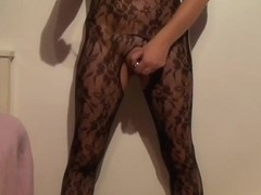 Playing with myself and cumming