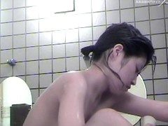 Japan amateur in shower has wonderful natural boobs dvd 03038