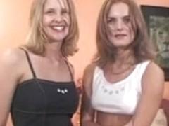 Laura and Hannah
