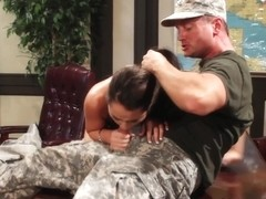 Lola Foxx in The General Goes All In