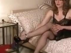 Nylon Stocking Mother I'd Like To Fuck
