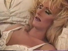 Vintage blonde cd gets it from her man
