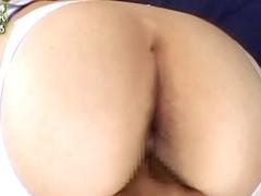 Yukka Maeda busty Japanese nurse enjoys sex