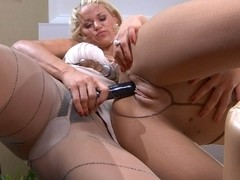 Pantyhose1 Clip: Aubrey and Susanna
