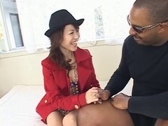 Japanese Angels go to Hollywood for BBC three (Creampie)- Cireman