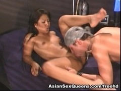 Lyla Lei in Asian Sexual Rythm scene 1