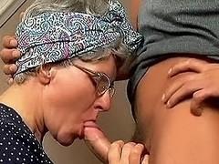 Granny Hardcore Movie