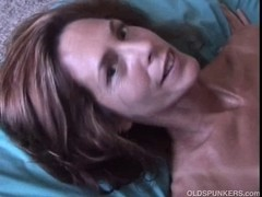 Very hot aged sweetheart Sherry likes to fuck
