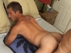 Male+Male+Female Aged Bi Sexual 3Some 174