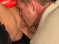 Monster Titten - Over 50yo German BBW Huge Boobs part3