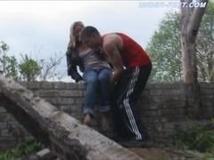 Under-Feet Video: Tanya