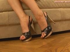 Russian-Mistress Video: Vanessa