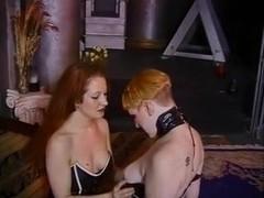 Retro Lesbian BDSM