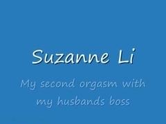 Shagging hot Suzanne Li