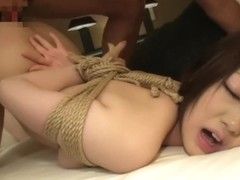 Fabulous sex video Creampie incredible pretty one