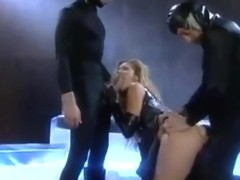 Crazy porn clip Double Penetration incredible will enslaves your mind