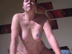 Exotic pornstar in Horny Medium Tits, Redhead porn video