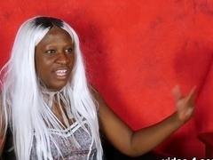 Horny pornstar in Fabulous Big Ass, Black and Ebony xxx movie