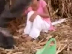 Indian girls have sex on a farm after school