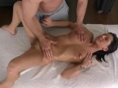 Destiny bonked at a massage parlour