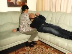 German Housewife In A Homemade Fuck Video